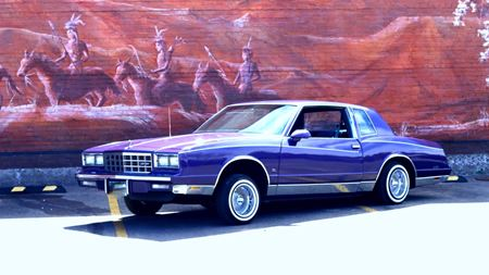 Chevrolet Monte Carlo It Is Over
