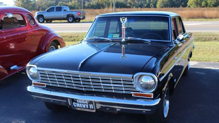Chevrolet Chevy II Black Beauty