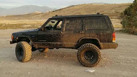 Jeep Cherokee The Beast