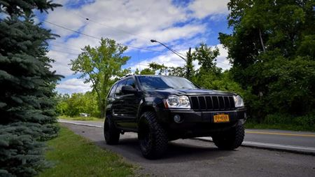 Jeep Grand Cherokee Groot
