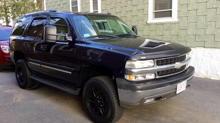 Chevrolet Tahoe Big Blue