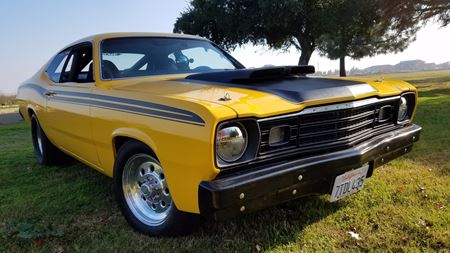 Plymouth Duster Beast II