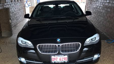BMW 5 Series Sedan Tyra