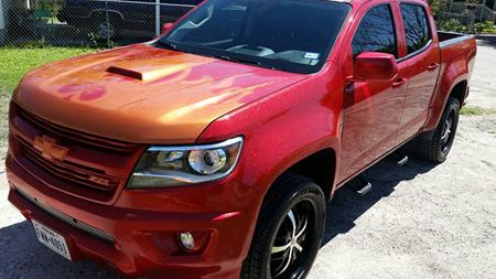 Chevrolet Colorado REDembtion