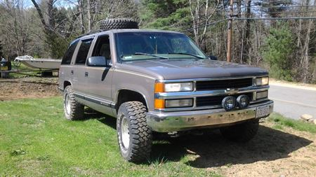 Chevrolet Tahoe Da Hoe his