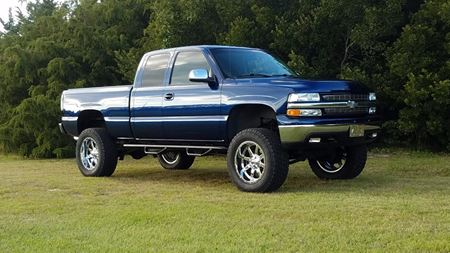 Chevrolet Silverado Crank it up