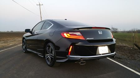 Honda Accord Coupe Sammys Ride