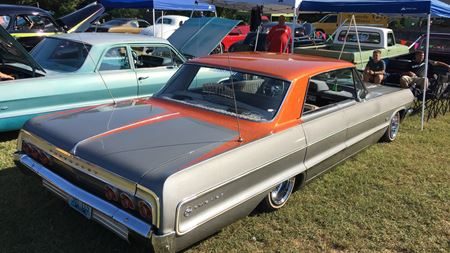 Chevrolet Impala Sister wife
