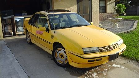 Chevrolet Beretta Sunstreaker