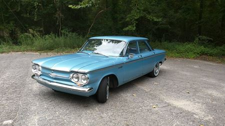 Chevrolet Corvair Jo