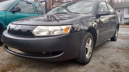 Saturn Ion Junkyard 4
