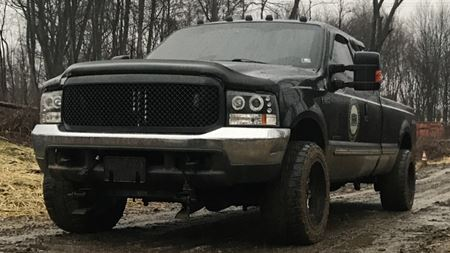 Ford F-Series Powerstroke