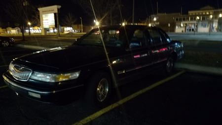 Mercury Grand Marquis Marcy