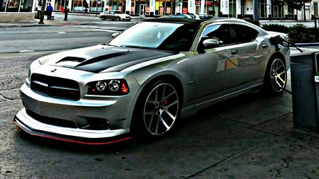 Dodge Charger SRT8 Betty