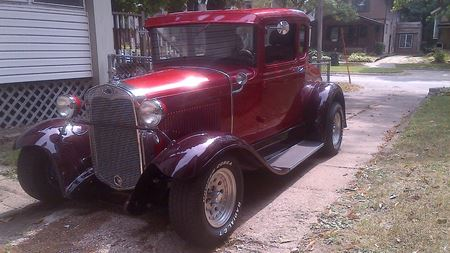 Ford Model A The A