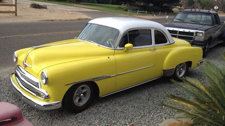 Chevrolet Bel Air Old yeller