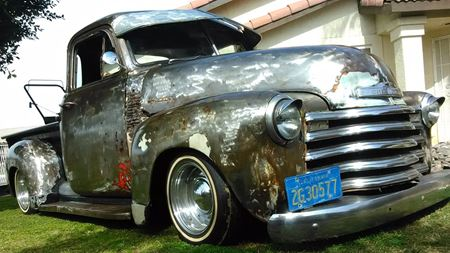 Chevrolet 150 Steelie