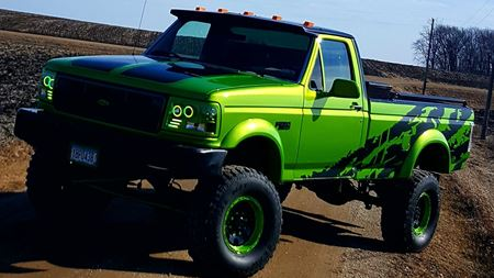 Ford F-Series Zilla