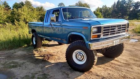 Ford F-Series Moose