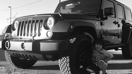 Jeep Wrangler The Trooper