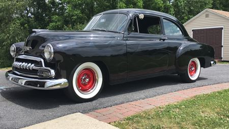 1952 Chevy Styleline The Ghost