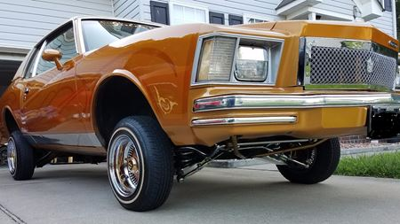 Chevrolet Monte Carlo Golden Child
