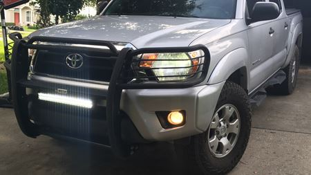 Toyota Tacoma Toy Taco TRD Off Road