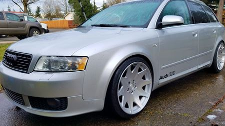 Audi A4 The Princess