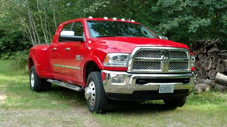 Dodge Ram Big Red