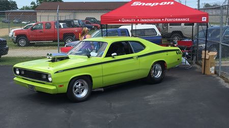 Plymouth Duster Street beast