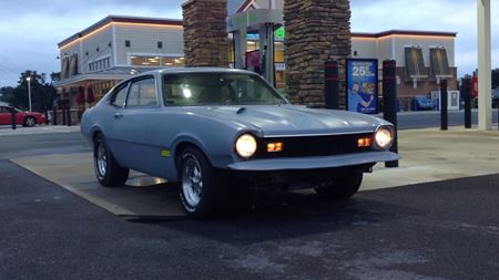 Ford Maverick The1974Maverick