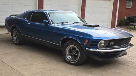 Ford Mustang Mach 1 The Dr