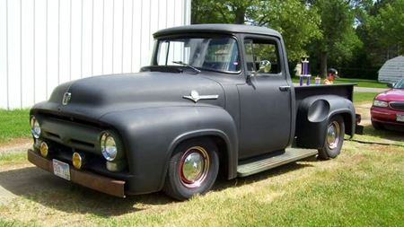 Ford F-Series The 56