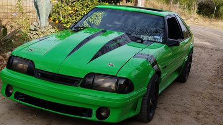 Ford Mustang Lil hulky