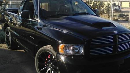 Dodge Ram SRT-10 The bullet with attitude
