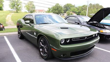 Dodge Challenger Fate