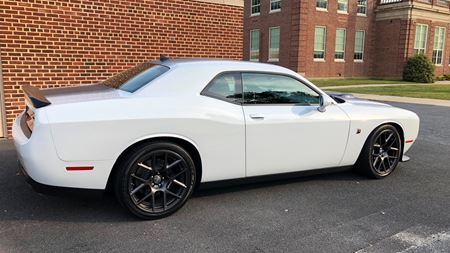 Dodge Challenger Ghost