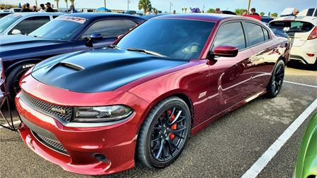 Dodge Charger Gertrude