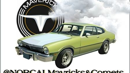 Ford Maverick Green Goblin