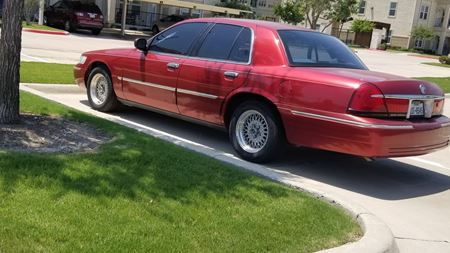 Mercury Grand Marquis Ol Reliable