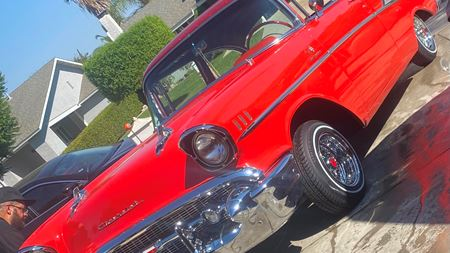 Chevrolet Bel Air 57 Chevy