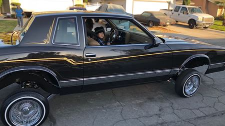 Chevrolet Monte Carlo Sexual Chocolate
