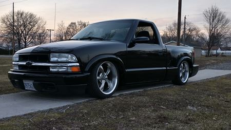 Chevrolet S-10 Weakness