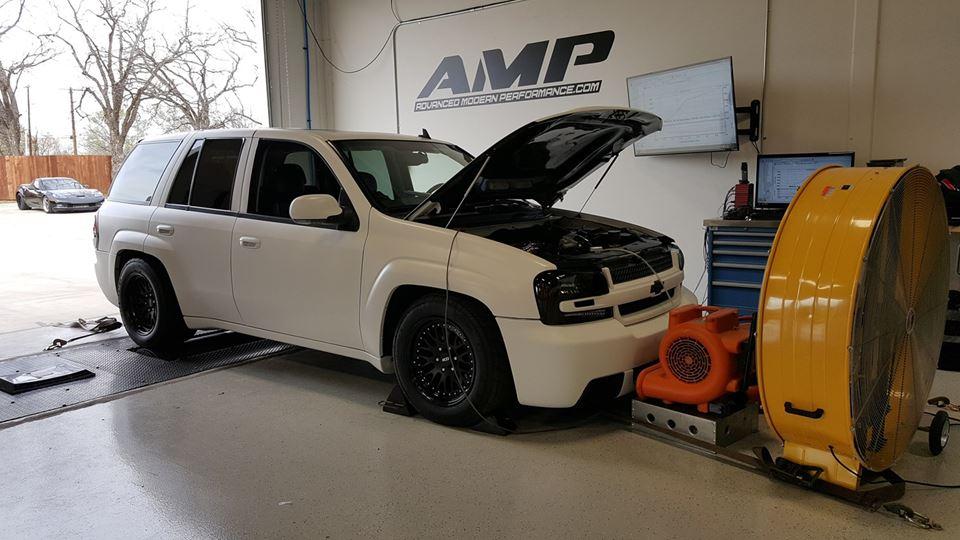on Chevy Trailblazer Ss Turbo Kit