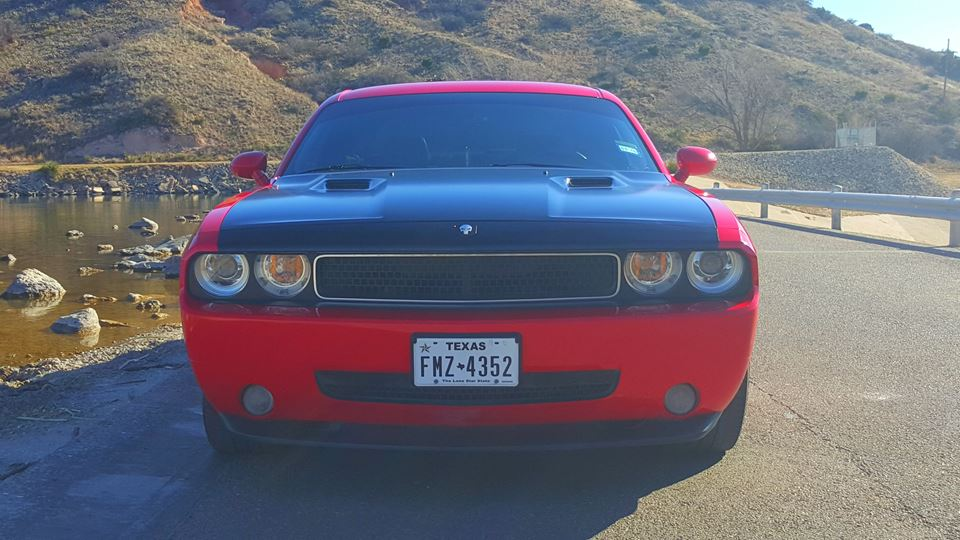 Dodge Challenger SRT8 The Punisher