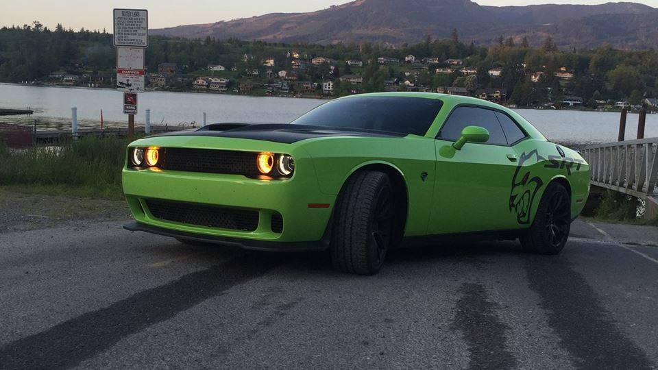 Dodge Challenger SRT8 Never Enough
