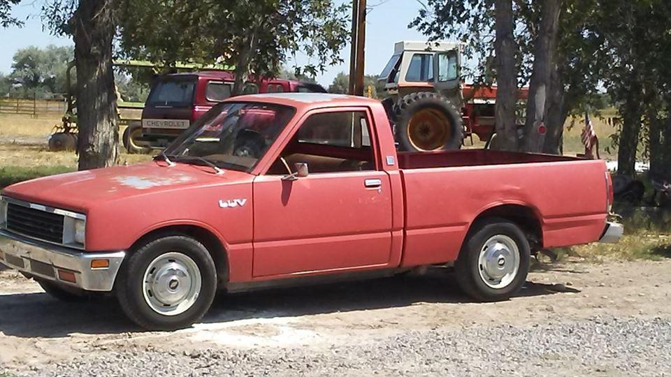Chevrolet Luv Valentine Drivn