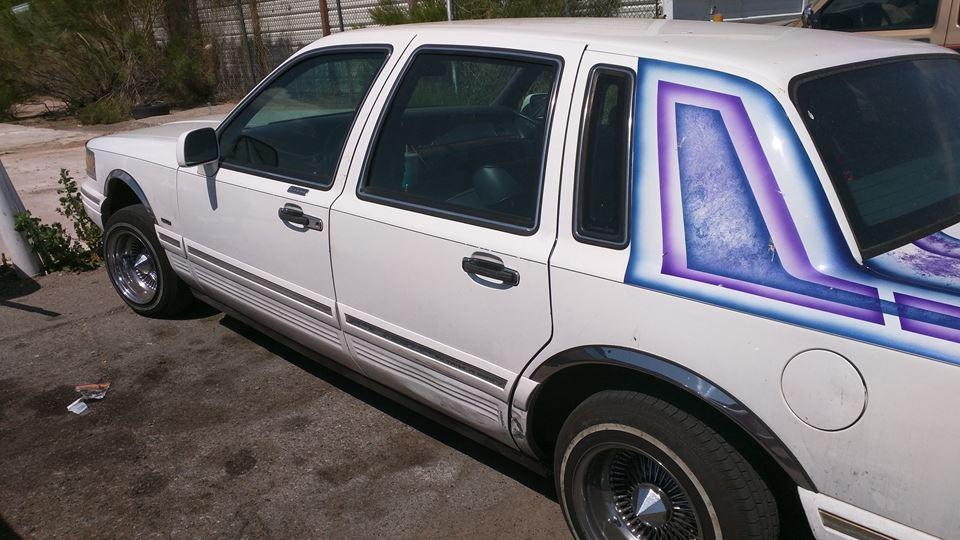 Lincoln Town Car The First Dream Drivn
