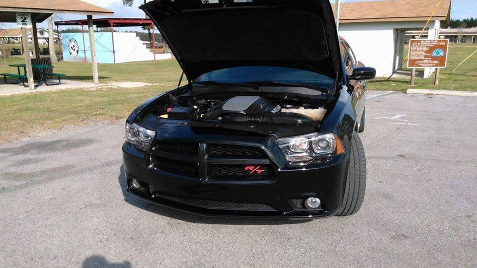 Dodge Charger The Black Pearl