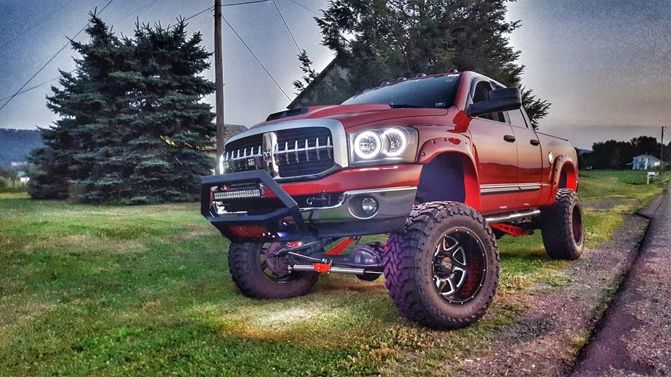 Dodge Ram Hollywoodbeast